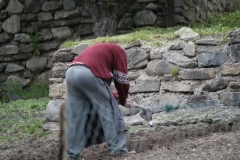 Vaujany-230-Man-die-tuin-bewerkt