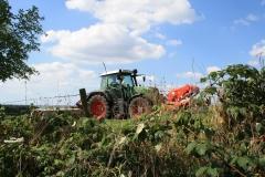 Huls-e.o.-Tractor-5-met-maaimachine